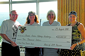 3rd Annual WPAOG Ring Run 5K Raises $10K for West Point Parents Fund!
