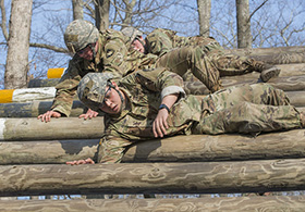 USMA Hosts 50th Annual Sandhurst Competition