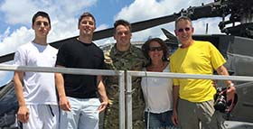 West Point Steckler Family