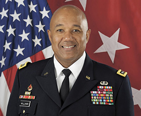 West Point Superintendent LTG Darryl Williams