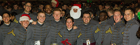 West Point Holiday Dinner