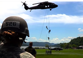 West Point Training