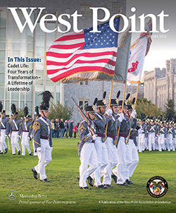 West Point Magazine Spring 2016