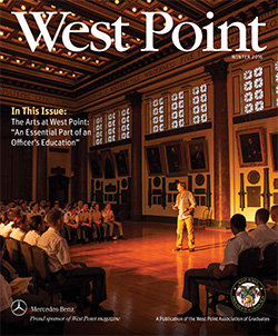 West Point Magazine Winter 2016