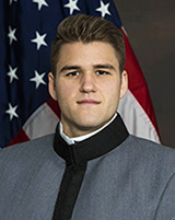 CDT Jesse Palmer '19 Earns Churchill Scholarship