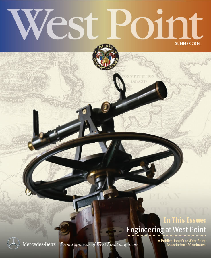 West Point Magazine Summer 2014