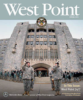 West Point Magazine Spring 2015