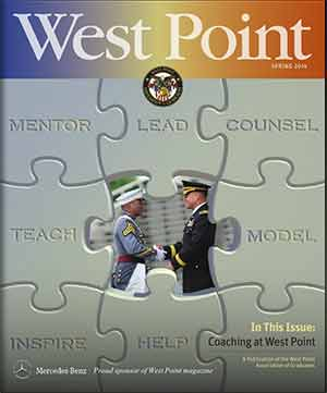 West Point Magazine Spring 2014
