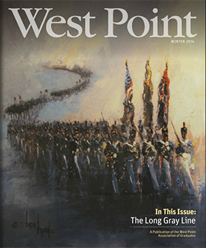 West Point Magazine Winter 2014