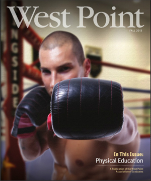 West Point Magazine Fall 2013