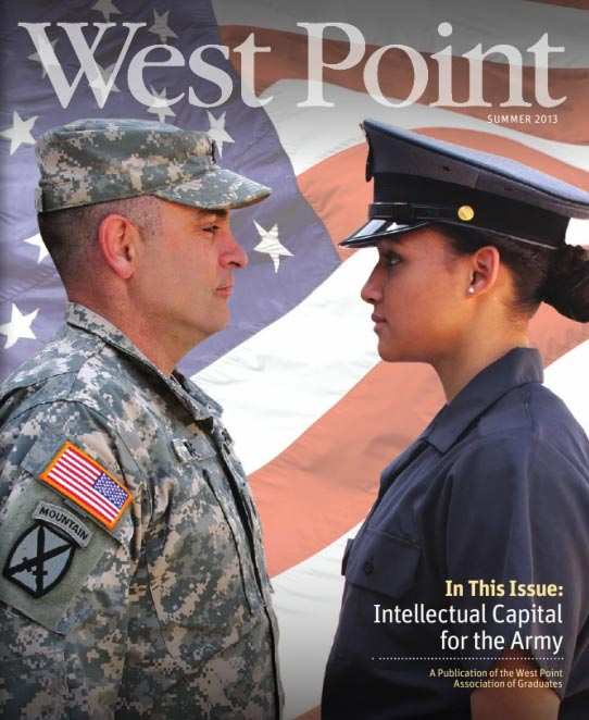 West Point Magazine Summer 2013