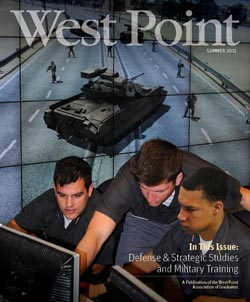 West Point Magazine Summer 2012