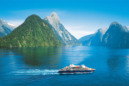 Circumnavigation of New Zealand