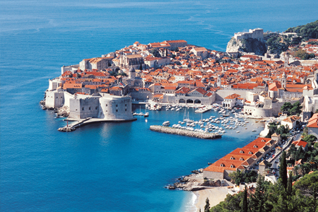 Cruising the Adriatic and Aegean Seas