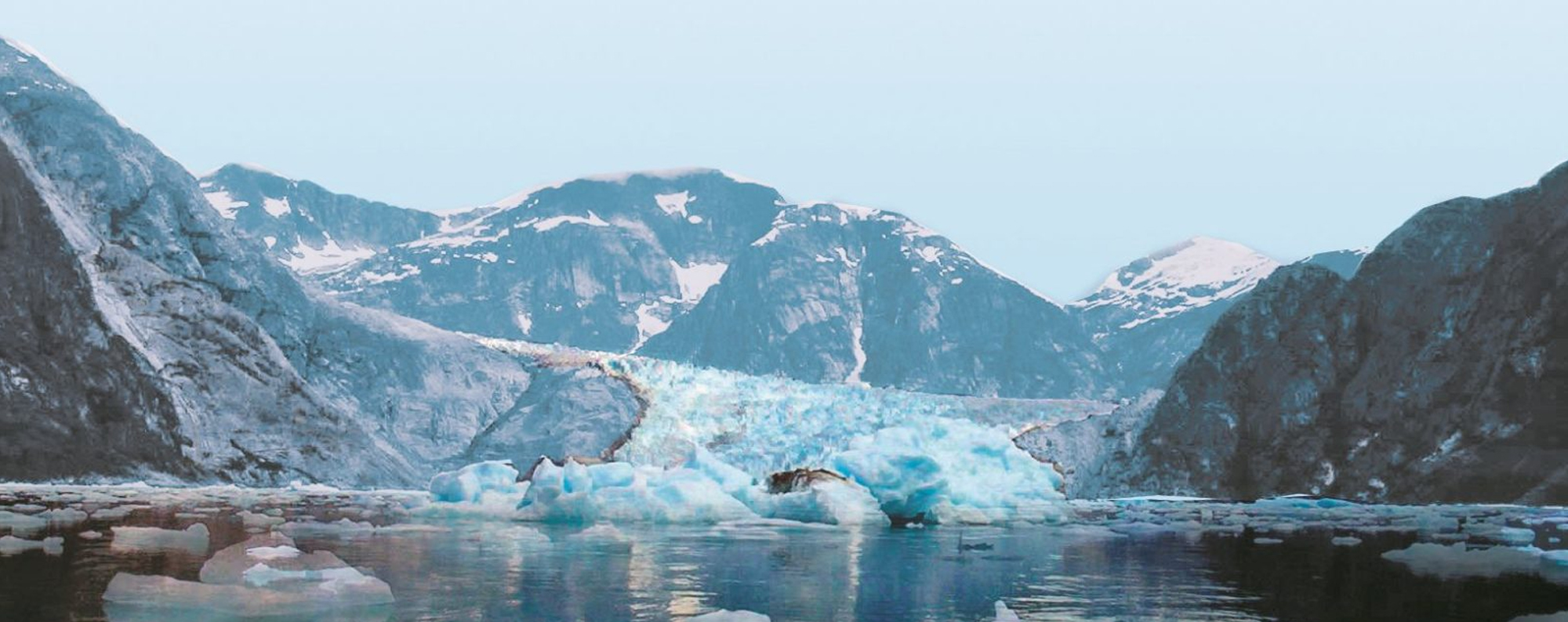 Alaska's Glaciers and Inside Passage