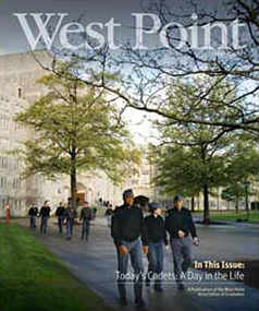 West Point Magazine Spring 2012