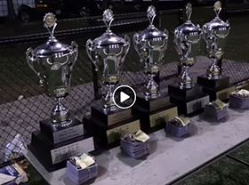 Brigade Championships for Fall Company Athletics