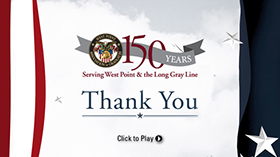 West Point & WPAOG Thank You for Your Generous Support!