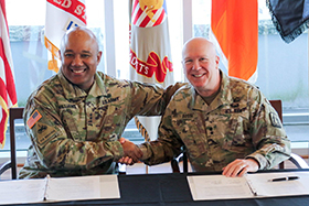 ACI Formalizes Partnership with 335th Signal Command