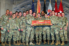 USMA Black Wins Sandhurst 2019