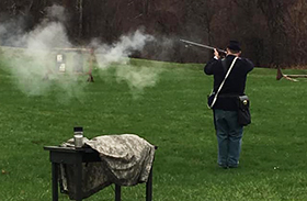 2019 Historic Weapons Shoot