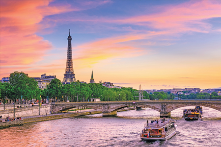 Normandy and the River Seine
