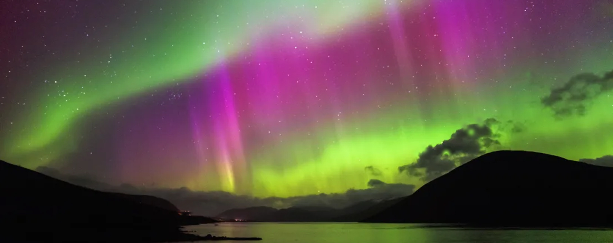 Northern Lights and Sights of Iceland