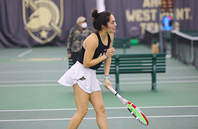 Women's Tennis Takes Down Lehigh on the Road