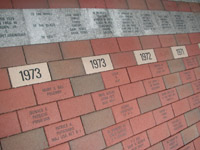 West Point AOG Bricks